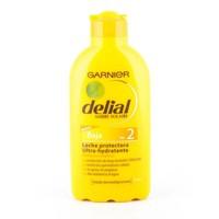 Garnier Ambre solaire delial zonnemelk SPF 2 200 ml
