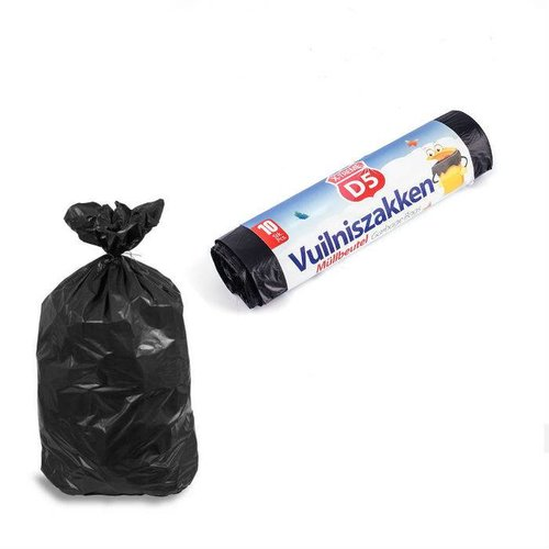 D5 X-treme Müllsäcke 60 Liter 65x80 cm