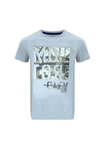 Celio Celio T-shirt - grijs
