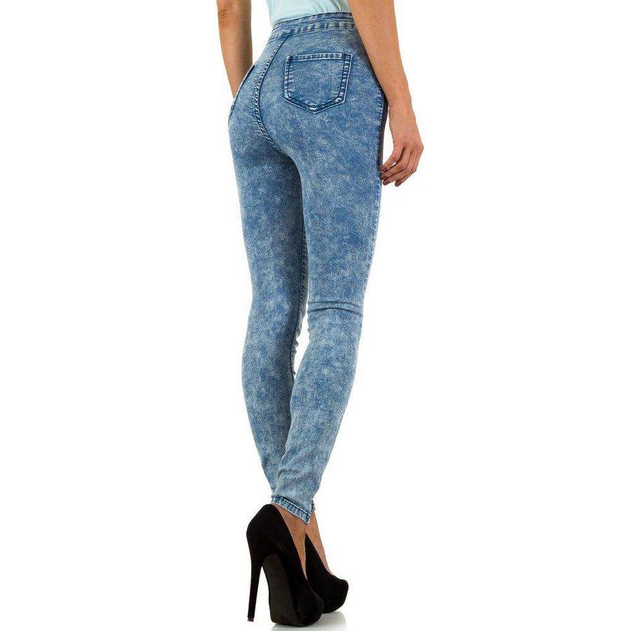 Damen Jeans von Bestiny Denim - L.blue