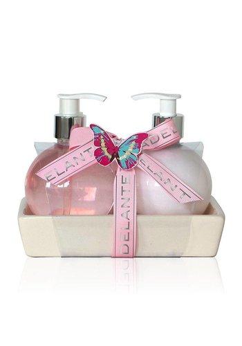 Adelante Coffret cadeau  savon pour les mains et lotion pour les mains 250 ml