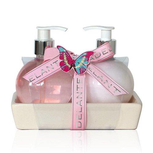 Adelante Geschenk-Set von Handseife und Handlotion 250 ml