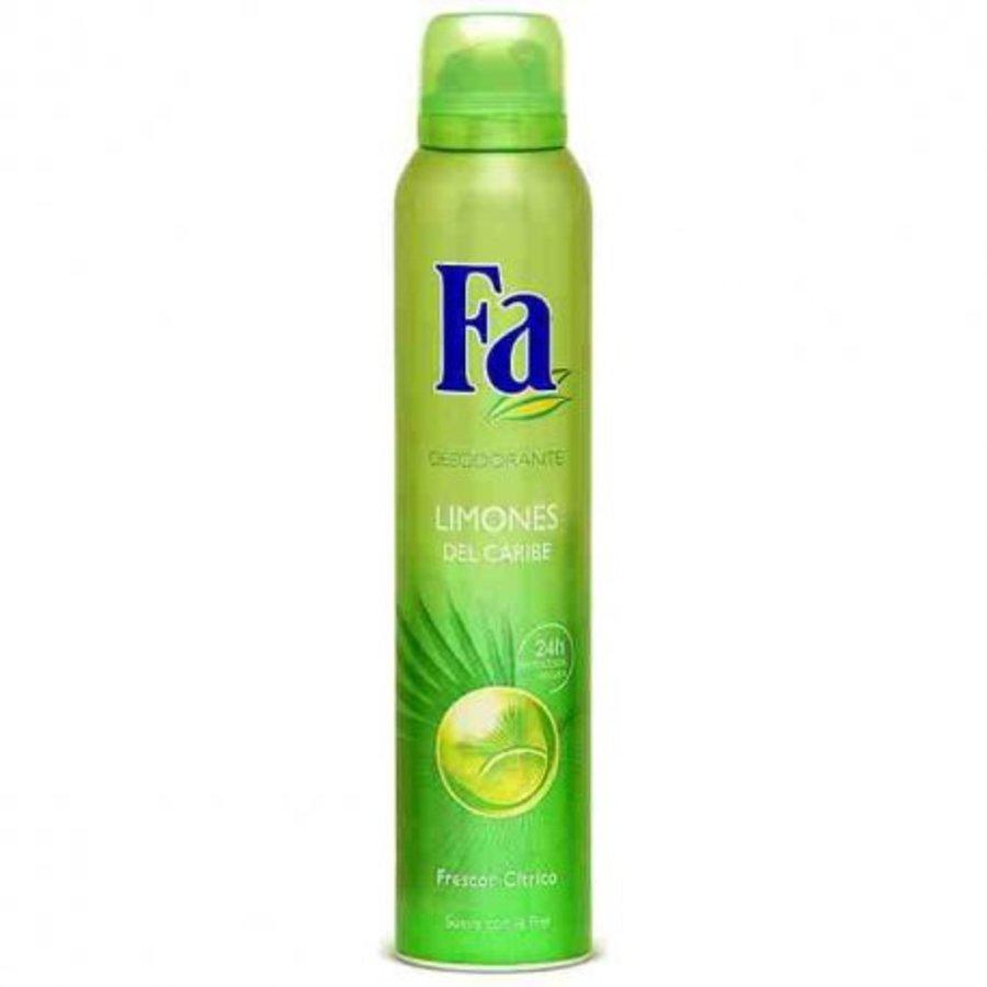 Déodorant - Citron des Caraïbes - 200 ml
