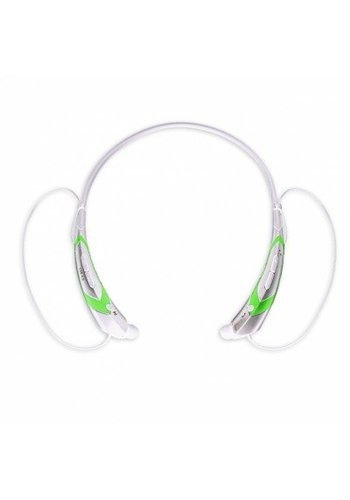 Neckermann Bluetooth-MP3-Kopfhörer - rot oder grün