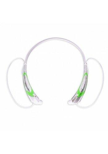 Neckermann Casque Bluetooth MP3 - rouge ou vert