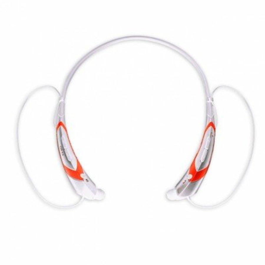 Bluetooth-MP3-Kopfhörer - rot oder grün