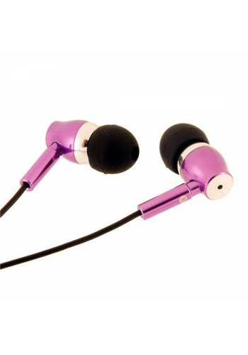 Neckermann Ecouteurs intra-auriculaires MJ 800 - assortis