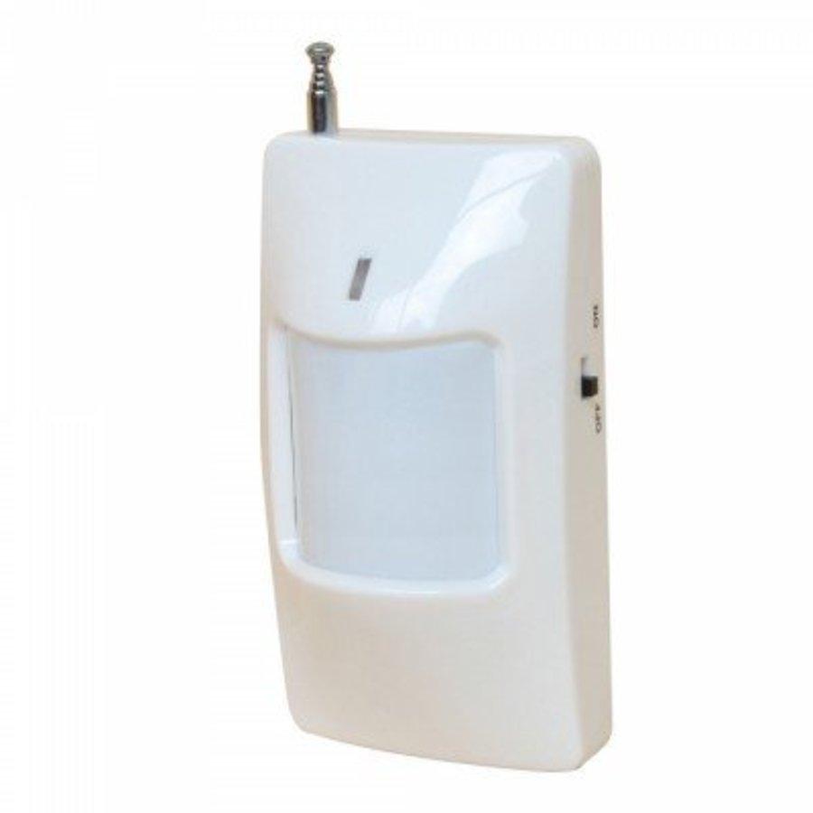 Doppelter passiver Infrarotdetektor