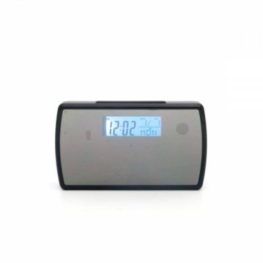 Digitale Uhr mit HD 720P Spycam
