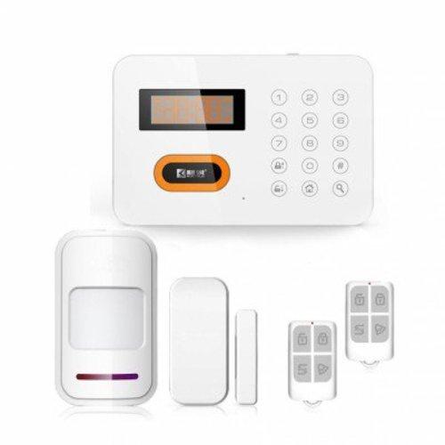 Neckermann Système d'alarme avec écran tactile 120 zones
