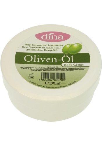 Neckermann Crème pour le corps 100 ml d'olive