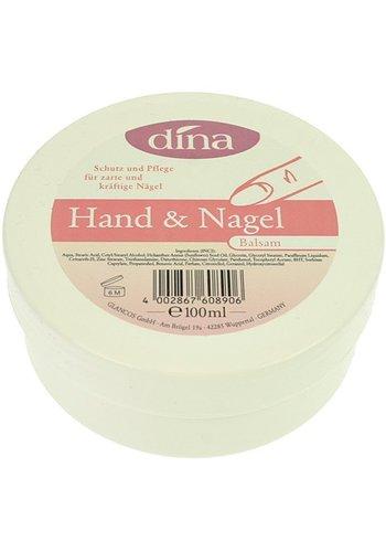 Dína Baume rose Mains et ongles  100 ml