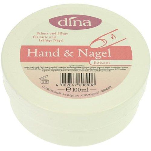 Dína Hand und Nagel Rosebalsem 100 ml