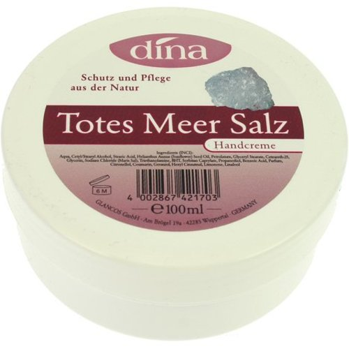 Dína Sahne mit Meersalz 100 ml