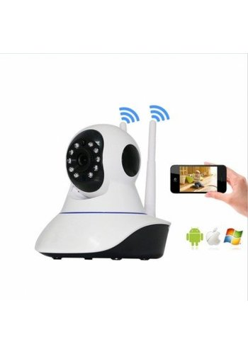 Neckermann HD IP camera voor Android en iOS