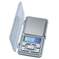 Precisie weegschaal - 0.1 tot 500 gram