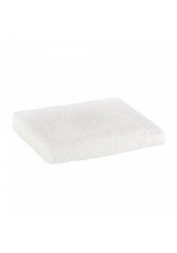 Zest Serviette de bain 70x140cm blanc - 1 pièce