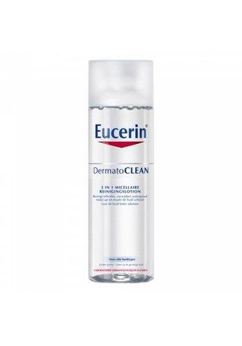 Eucerin Dermato nettoyant nettoyant micellaire 3 en 1 125 ml