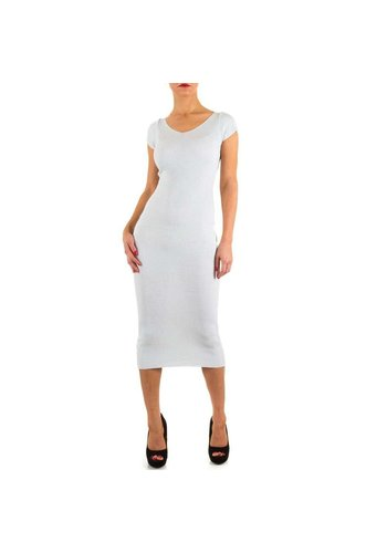 Neckermann Damen Kleid von Moewy one size - white