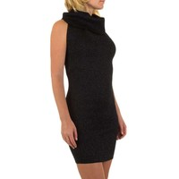 Damen Kleid von Mc Lorene Gr. one size - black