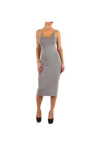 MC LORENE Damen Kleid von Mc Lorene Gr. one size - grey