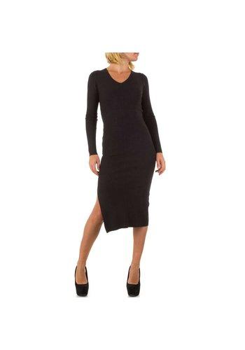 MC LORENE Damen Kleid von Mc Lorene Gr. one size - DK.grey