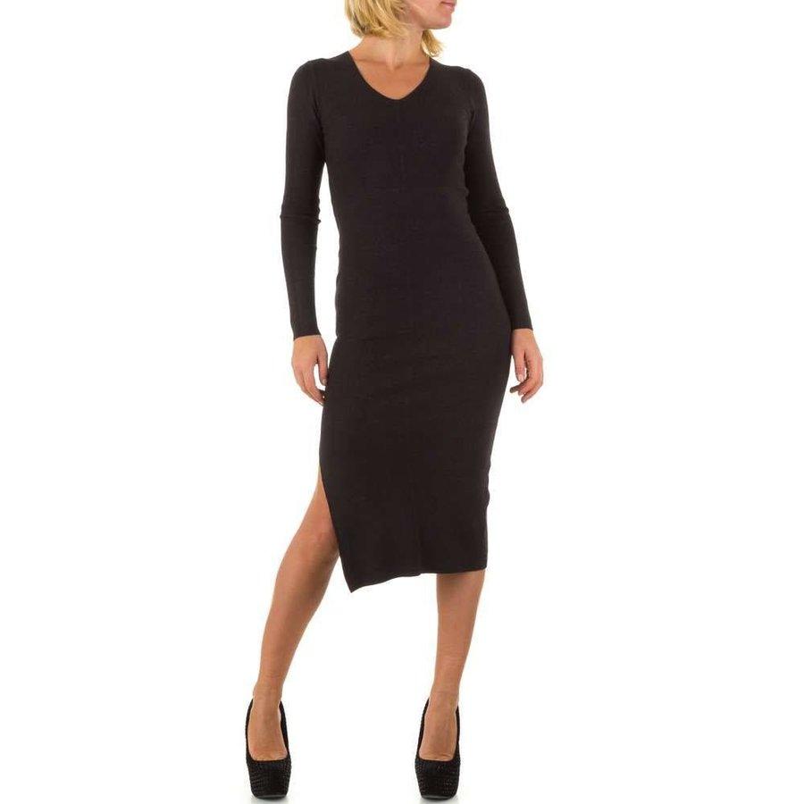 Damen Kleid von Mc Lorene Gr. one size - DK.grey