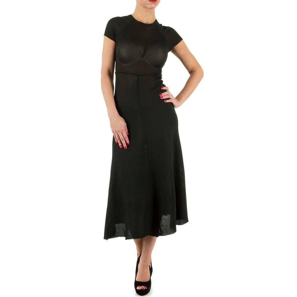 f4d89875bffeab Dames jurk one size - groen - Neckermann.com