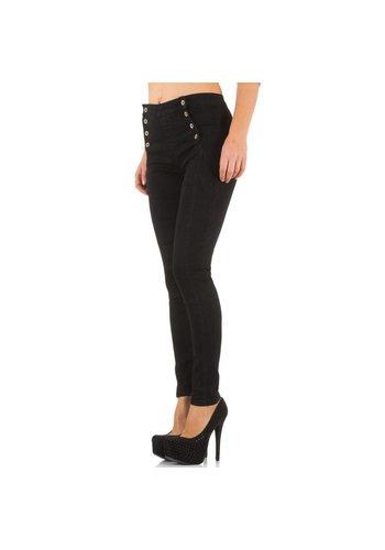 Neckermann Damen Jeans von Bestiny Denim  - black