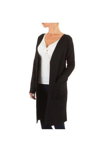 Neckermann Dames Cardigan van Moewy Gr. one size - Zwart