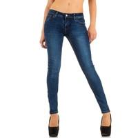 Damenjeans von Sd Jeans - blau