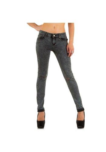 Neckermann Jeans pour femmes par  Simply Chic - gris