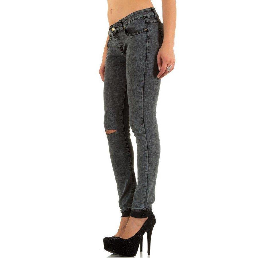 Damen Jeans von Simply Chic - grey
