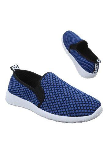 Neckermann Dames sneakers Blauw