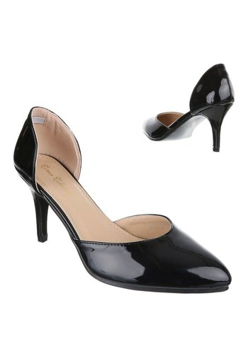 Neckermann Dames Pumps - Zwart