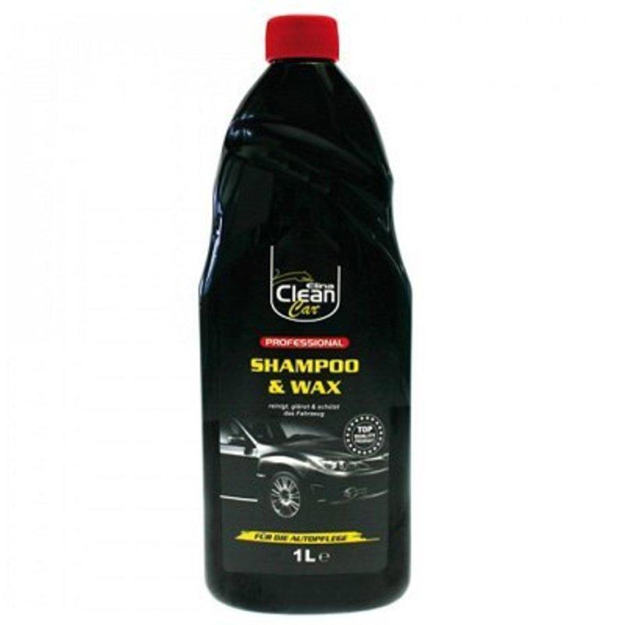 Shampoo & Wachs 1 L