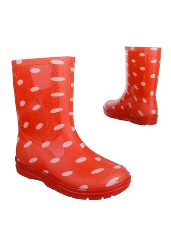 Neckermann Kinder regenlaarzen - rood