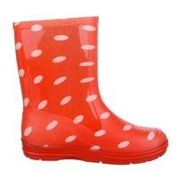Kinder Regenstiefel - rot