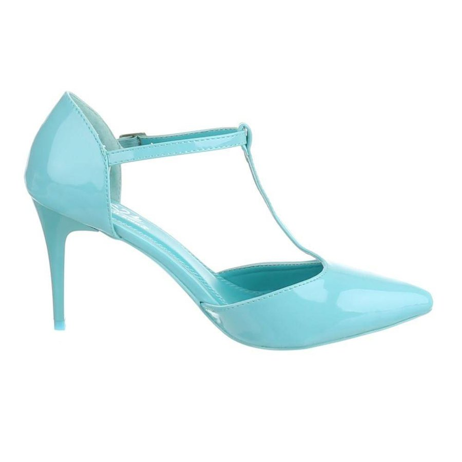 Damen Pumps - LT.blue