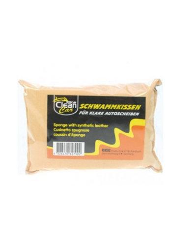 Elina Car Schwamm CLEAN Soap bereit 11x7x3,5cm