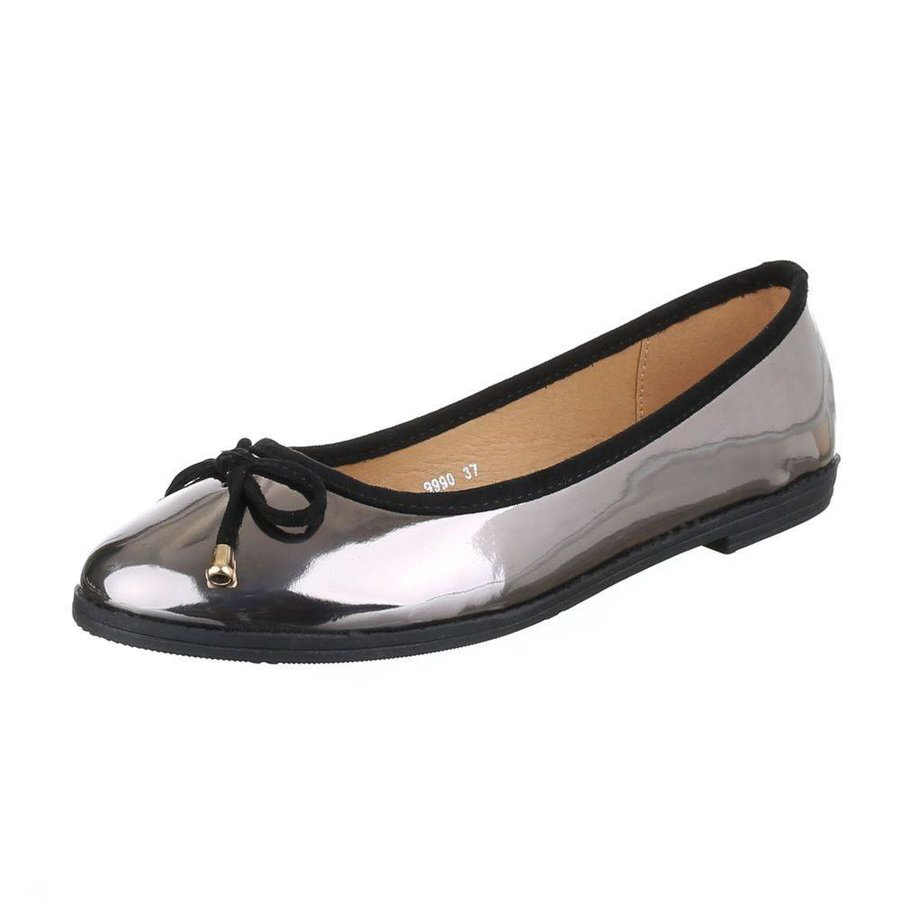 Damen Ballerinas - pewter