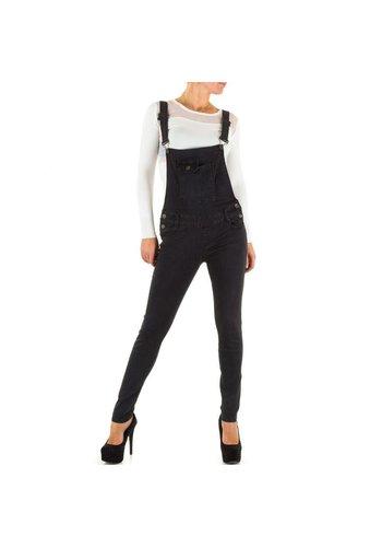 MISS BONN Dames Jeans van Miss Bonn - Donker Grijs