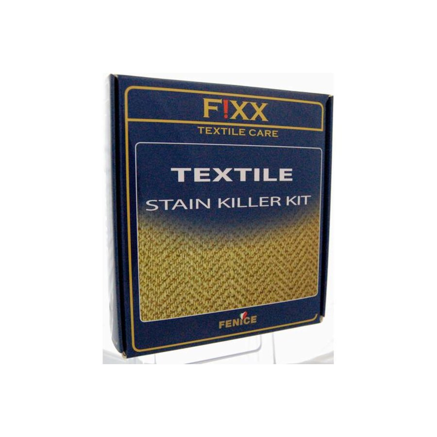 Textile cleaner set