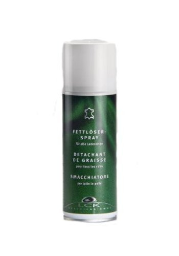 Neckermann Vettige spray voor leer 200 ml