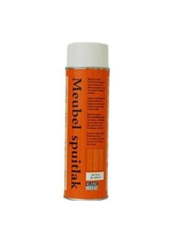 Oranje furniture care Meubel spuitlak - 500 ml - in diverse kleuren