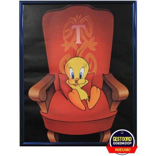 Looney Tunes Poster mit Liste 46x55,5 cm