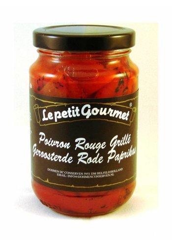Le petit Gourmet Geröstete rote Paprika 370ml