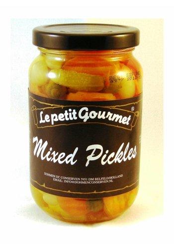 Le petit Gourmet Mixed Pickles 370ml