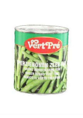 Vert Pré Haricots très fins 850 ml