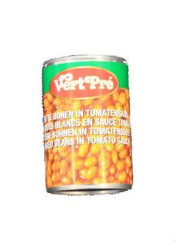 Vert Pré Weiße Bohnen in Tomatensauce 420 g